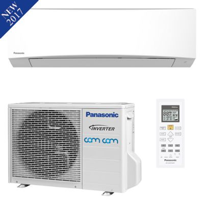 Panasonic Compact Inverter CS-TZ25TKEW